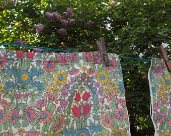 Floral Curtains - 60's/70's William Morris/Sandersons