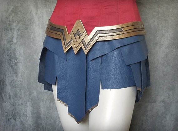 Awesome Skirt For Wonder Women Bathing Suit By Kooj On Etsy