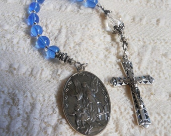 Guardian Angel/St. Michael  One Decade Rosary