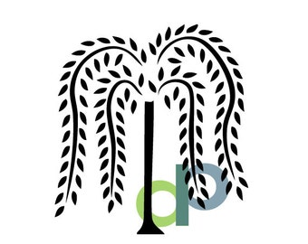 Willow Tree-SVG file