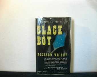 Black Boy, A record of childhood and Youth, Richard Wright