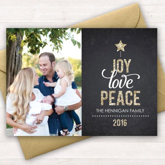 il_570xn - Custom Photo Christmas Cards