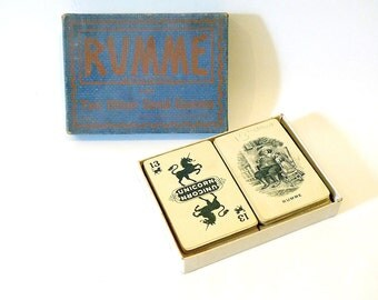 RUMME & Ten Other Good Games Playing Cards