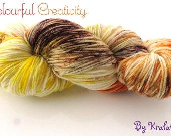 Colourful Soft Sock - Banoffee pie