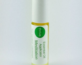 Meditation - Essential Oil Synergy Blend Applicator