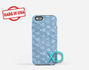 Bubble Wrap Design iPhone Case, Bubble Wrap iPhone Case, Bubble Wrap iPhone 8 Case, iPhone 6s Case, iPhone 7 Case, Phone Case, Safe Case, SE