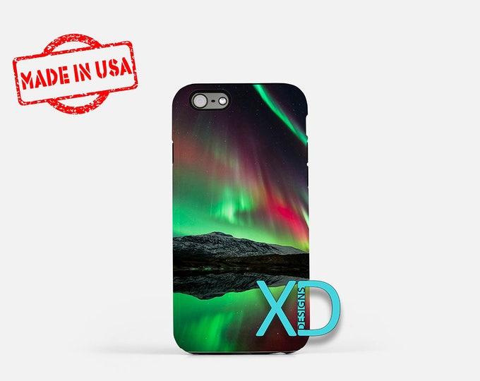 Aurora Borealis iPhone Case, Nature iPhone Case, Nature Samsung Galaxy Case, iPhone 6, iPhone 5, iPhone 4, Galaxy S4, Galaxy S5, Galaxy S6