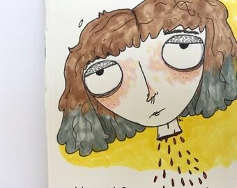 Whatever - Orginal Illustration