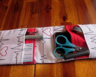 Nurse Pocket Organizer, Pocket Organizer, Bag Organizer