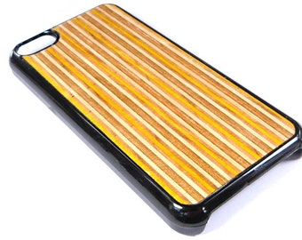 Skateboard iPhone 5c Case, Recycled Skateboard, Wood iphone 5c Case, Wood Phone Case, Reclaimed Wood, iPhone phone case, Fast Shipping