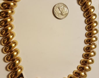 Vintage Napier Gold-tone Necklace