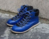 Winter men's shoes Hiker #1 Saphir