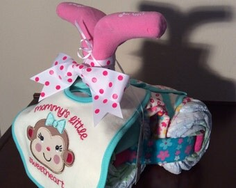 Diaper Tricycle/Mommy's Little Sweetheart