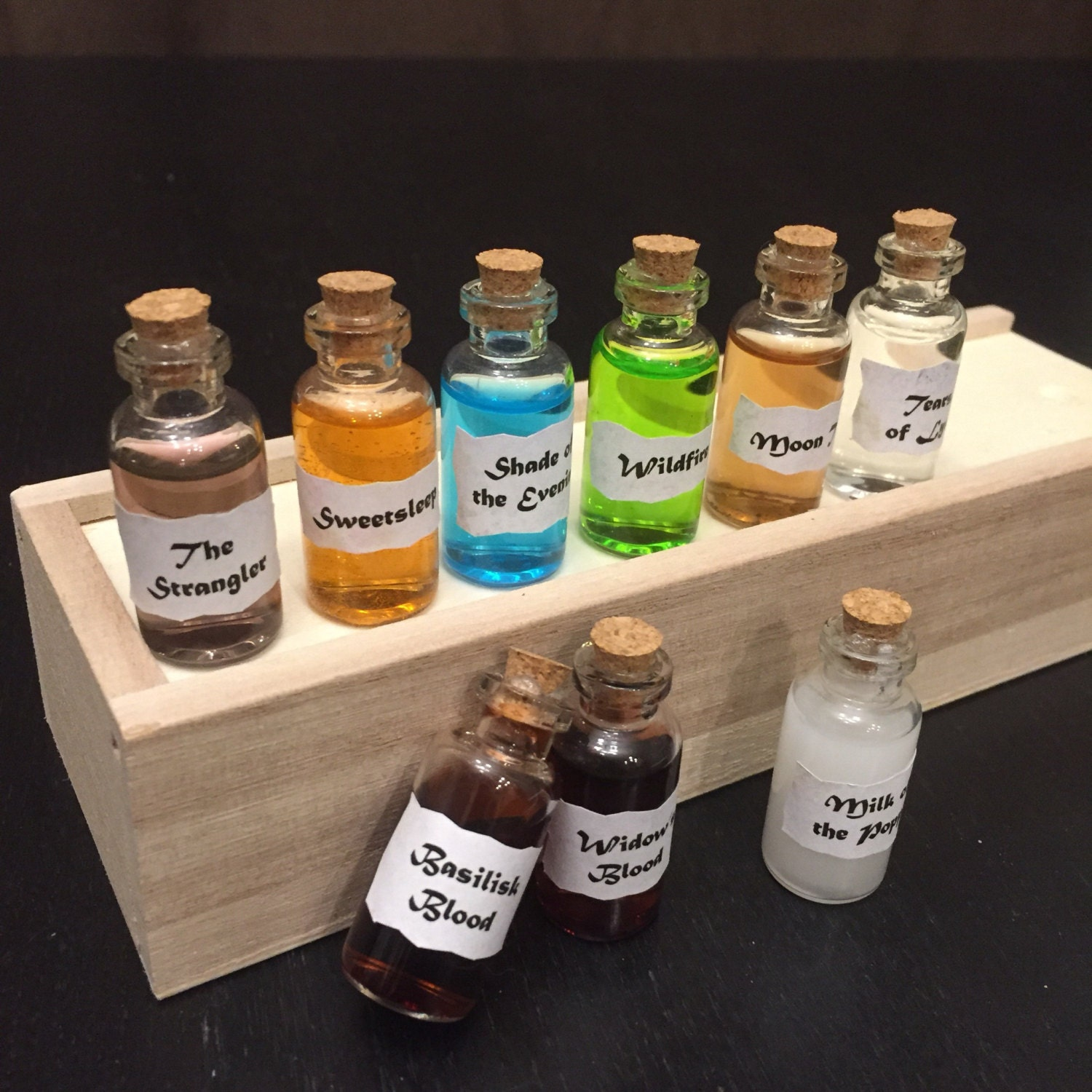 Witcher  How To Craft Potions