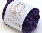 Yarnling per piece : Malouines&Soie fing - No need for a prince