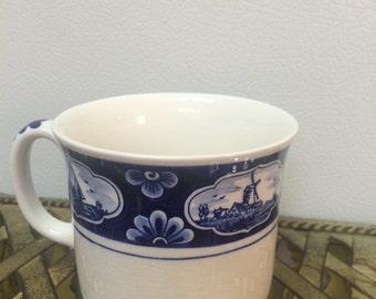 Delft coffee/tea cup