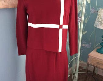 1960s Ladies Suit by AinR Jr.