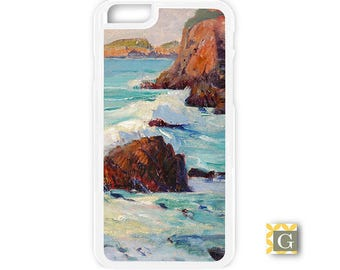 "iPhone X Case, iPhone 8 Case, Galaxy S8 ""Laguna Coast"""
