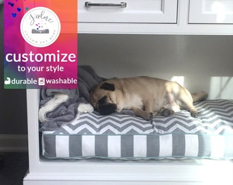 Custom Size Dog Bed | Cabinet Dog Bed | Nook Dog Bed | Customize the Size | Design Your Own