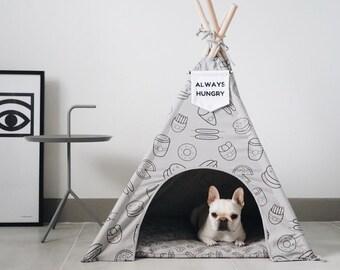 Food Dog Teepee