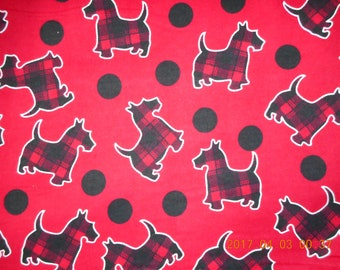 Scotty Dog Pillowcase