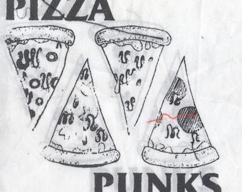 Pizza Punks Patch