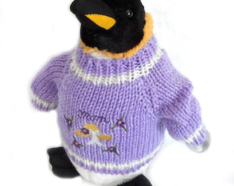 Mom Penguin Plush