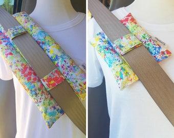 Port Pillow - Breast Cancer Survivor Gift - Seat belt Pillow - Surgery Gifts - Post Surgery - Seat Belt Pillow - Heart Surgery Cushion