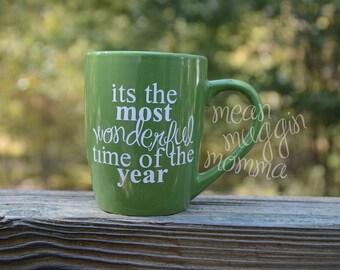 Holiday Inspired Mugs