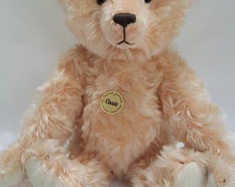 """Vintage Steiff, Steiff Classic Teddy Bear, 15"""" Teddy Bear, Bear with Growler, Heirloom Bear"""