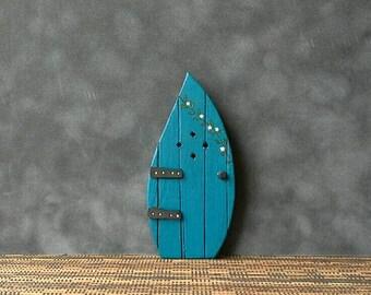 Wooden Fairy Door
