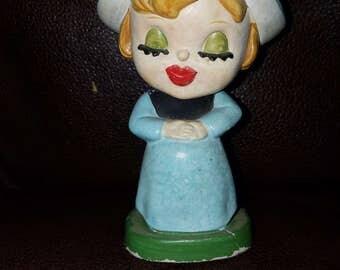 Vintage Kissing Bobble Head Fine Quality Lego