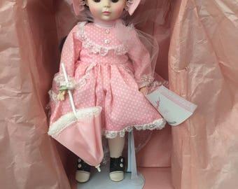 "Vintage Madame Alexander Doll ""Rebecca"" with original box"
