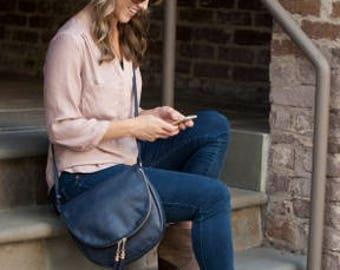 Sienna crossbody purse, crossbody bag, monogrammed crossbody bag