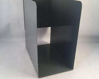 One Industrial Heavy Metal Book/Magazine Files, Gray in Color