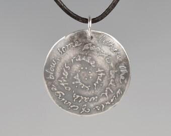 Winds of change totem-wall-resistance-talisman-amulet