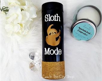 Sloth Mug, Sloth Coffee Mug, Sloffee, Sloth Cup, Sloth Mode, I love Sloths, Sloth Gift, Sloth Quote, Pun Mug, Spirit Animal Mug, Sloths