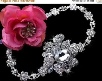 Gatsby Wedding Headpiece , Bridal Headpiece , Beaded Bridal Headband , Wedding Headband , Bridal Hair Accessories