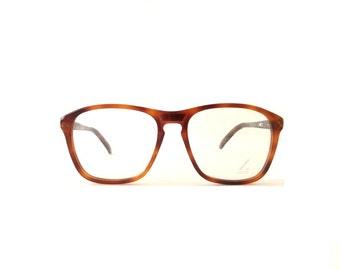 Vintage Eye glasses frames Lozza mod. Cooper square Nerd Hipster Made in Italy.NOS