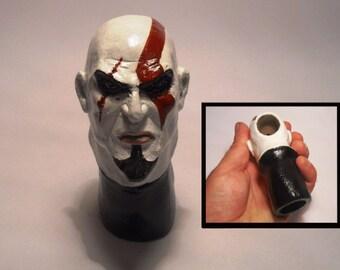 Kratos - God of War -ceramic