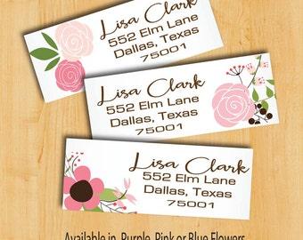 Gardener Label | Flower Art Label | Gift Idea for Her | Gift Ideas for Women | Gift Idea for Gardener
