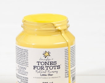 Fusion Mineral Paint - Tones for Tots - Little Star