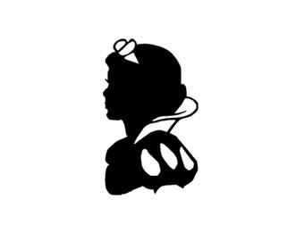 Snow White Disney Magic Band Decal | Disney Decal | Disney Snow White Sticker | Disney Magic Band Snow White Decal | Disney Vinyl Decals