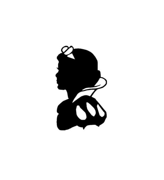 Snow White Disney Magic Band Decal Disney Decal Disney
