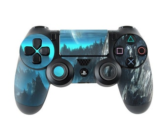 Sony PS4 Controller Skin Kit - Path To The Stars - DecalGirl Decal Sticker