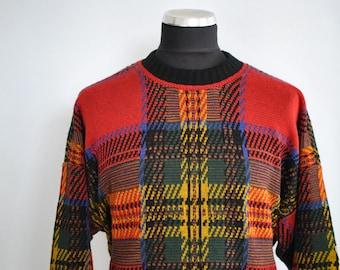 Vintage CARLO COLUCCI men's pullover ...........