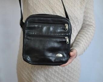 Vintage SAMSONITE messenger bag , men's messenger bag..............(521)