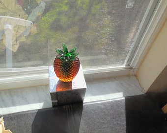STRAWBERRY PINEAPPLE Paper Weight