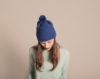Shoreditch Beanie knitting kit