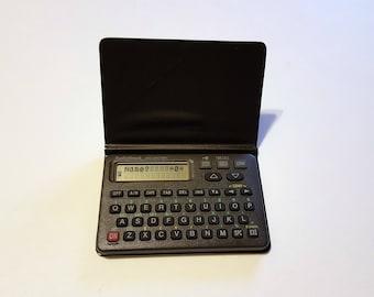 Radio Shack Personal Data Directory EC-388 / Vintage Technology / 90's Tech / Pocket Directory